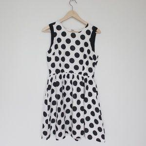 Le Bomb Shop polka dot dress - Medium